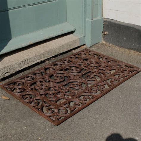 Metal Door Mat 17 Best Images About Door Mats On