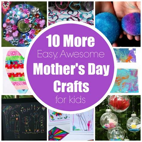 easy mothers day crafts more easy s day crafts for to make happy