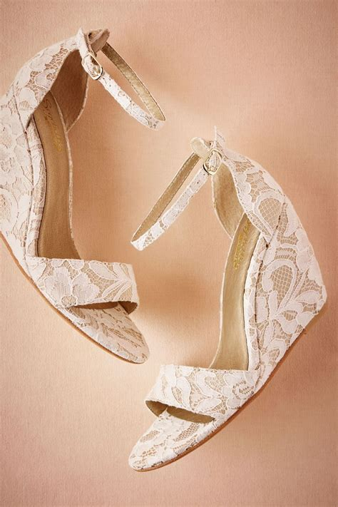 Wedding Dress Shoes Wedges by Best 25 Bridal Wedges Ideas Only On Wedding