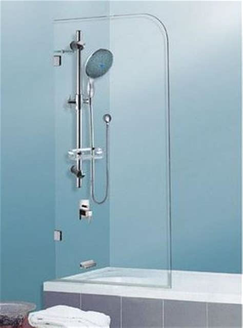 10mm Glass Shower Panel by Bath Shower Screen Panel 700 1450 10mm Toughened Glass