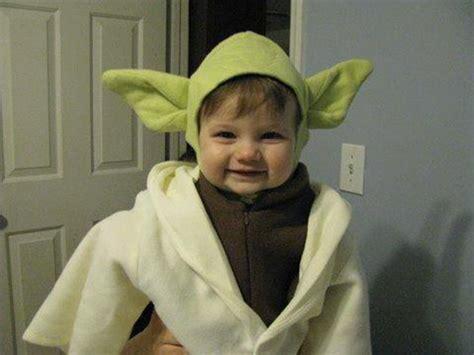 yoda costume wars baby costumes awwwwww