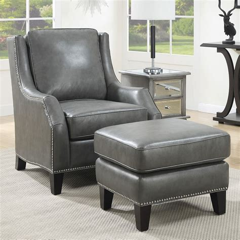 living room accent chairs with ottomans grey accent chair w ottoman accent chairs living room