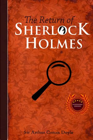 Buku The Book Of Sherlock Karya Sir Arthur Conan Doyle jual buku the return of sherlock toko buku diskon togamas togamas