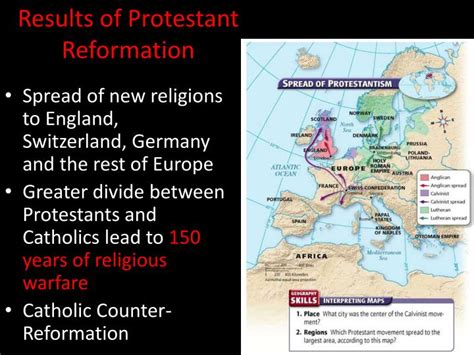 libro reformation divided catholics protestants ppt early modern era 1450 1750 the protestant reformation powerpoint presentation id 1771632