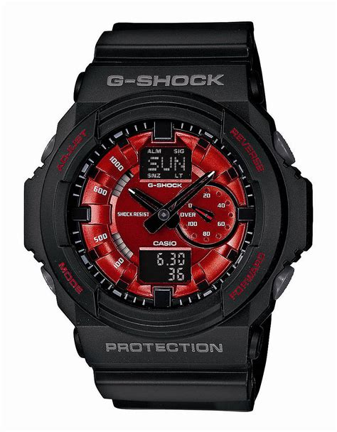 G Shock Black Blue List White g shock mens watches argos