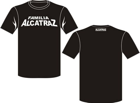Seragam T Shirt t shirt alcatraz 2412 seragam kaos oblong kip s production