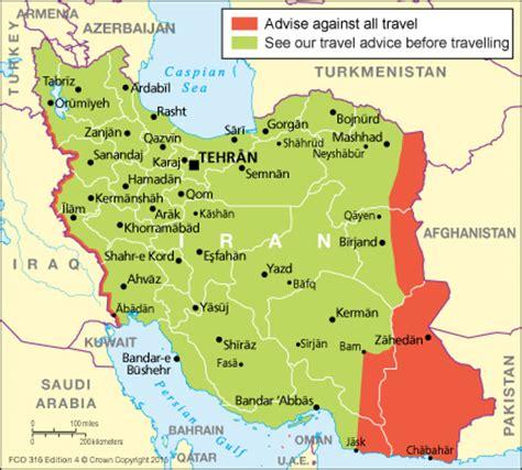 in iran iran travel advice govuk