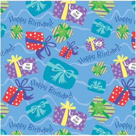 printable wrapping paper birthday free 30 quot x 5 gift wrap birthday gifts walmart com