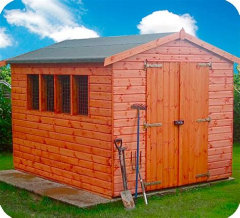 Secure Garden Sheds by Security Shed