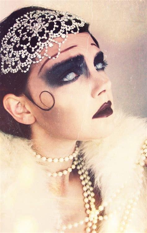 1920s great gatsby makeup great gatsby halloween makeup costumes theatre dance