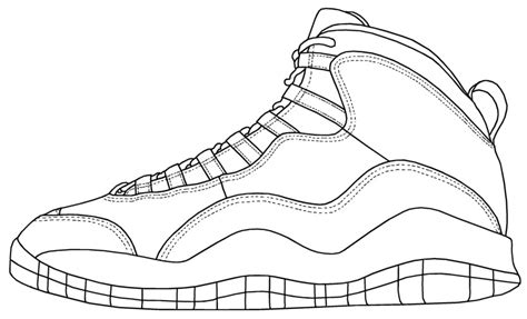 basketball shoes drawing 5th dimension forum view topic official air