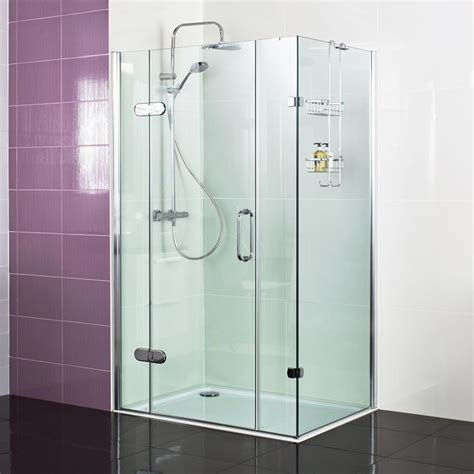 Shower Door And Panel Hinged Shower Doors And Folding Shower Door Enclosures Showers