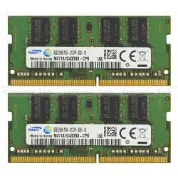 Ram Ddr4 Buat Laptop Samsung 16gb 2x8gb 2rx8 Ddr4 Pc4 17000 Pc4 2133p 260pin Sodimm Ram Laptop Memory Ebay