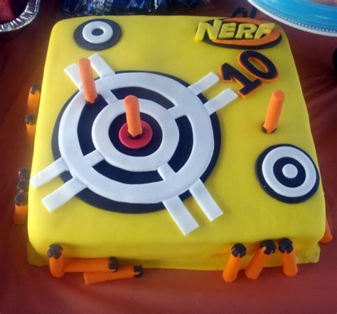 63 best bday ideas images on nerf war