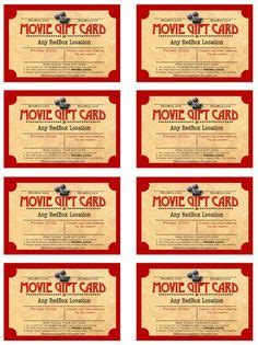 Redbox Gift Card Discount - 1000 ideas about redbox gift card on pinterest gift cards for less movie night