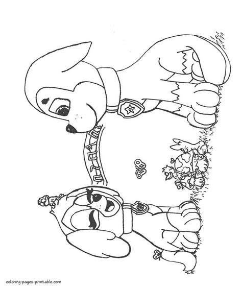 valentines day coloring pages paw patrol paw patrol free printable coloring pages valentines