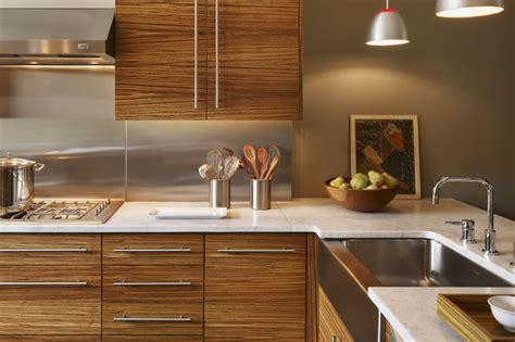 zebra wood bathroom cabinets girard townhouse philadelphia pa modern kitchen