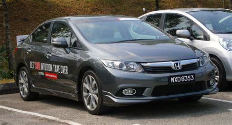 file 2012 honda civic 2 0s with optional bodykit test