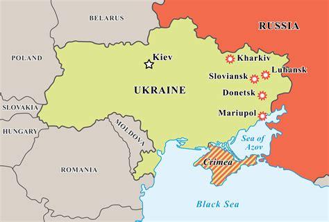 map ukraine crimea eu ban on crimean goods ahead of free trade accord won t