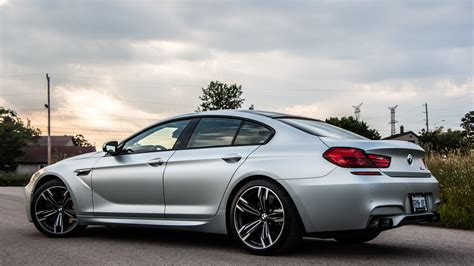 Bmw M6 Grand Coupe 2014 Bmw M6 Gran Coupe Review