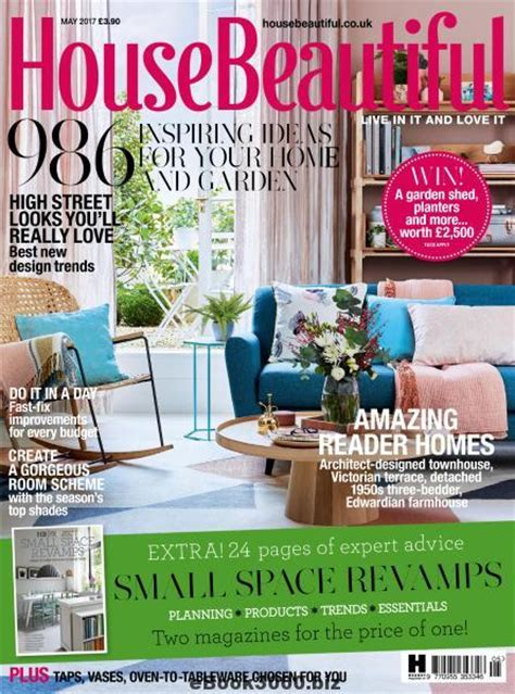 House Beautiful February 2017 | house beautiful uk may 2017 free pdf magazine download