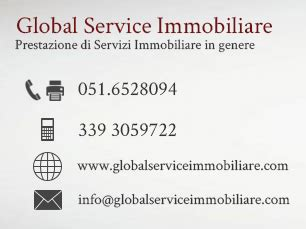 Global Service Immobiliare by Email