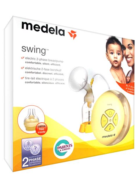 Medela Electric Swing Breast by Medela Swing Electric 2 Phase Breast