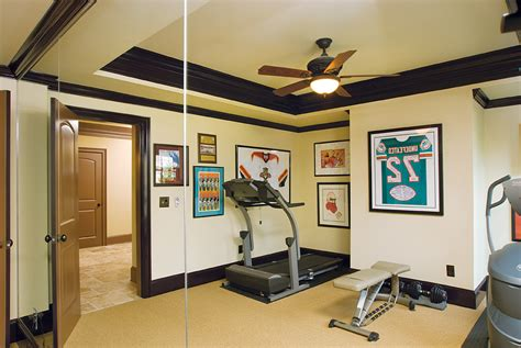 decorating a home gym home gym design tips and pictures