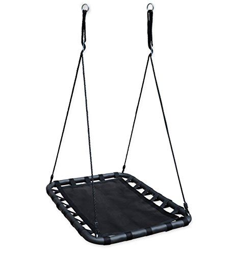outdoor platform swing mega mat rectangular outdoor platform tree swing for yard