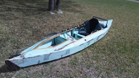 bdo fishing boat supplies sandy styrofoam 3 panel build kayak fishing texas