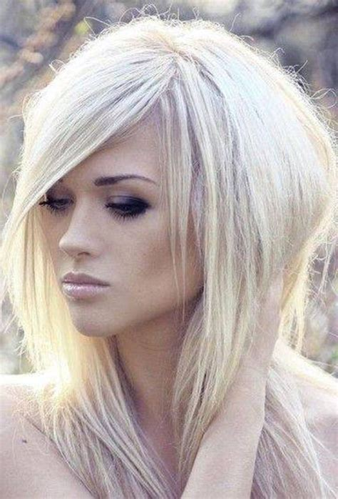 long shag hairstyle pictures with v back cut best 25 edgy long hair ideas on pinterest edgy bob