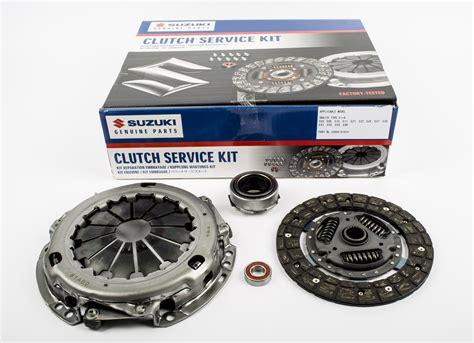 Suzuki Clutch Suzuki Genuine Jimny Sn413v 1 3 3 Door Clutch Kit Disc