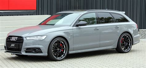 Audi A6 Tuning by Audi A6 Abt Sportsline