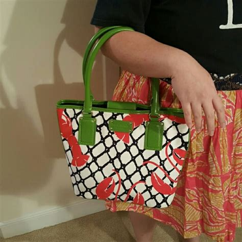 Purse Deal Kate Spade Cape Cod Lobster Bags by 57 Kate Spade Handbags Kate Spade Cape Cod Lobster