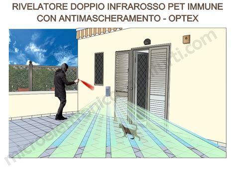 antifurto giardino sensori antifurto per protezione da esterno progetta il