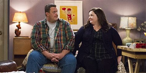 on mike and molly mike molly on show s new direction it was necessary