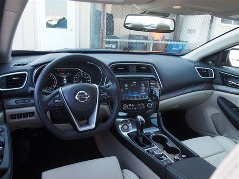 nissan altima 2018 interior 2018 nissan maxima review