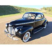 1940 Chevrolet Special Deluxe Club Coupe For Sale On BaT