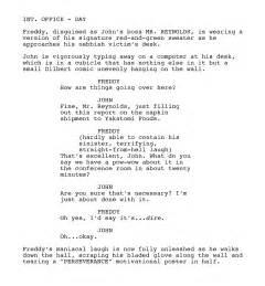leaked nightmare on elm street script reveals most sadistic freddy krueger yet robot