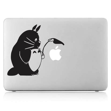 Laptop Aufkleber Selbst Gestalten by Nachbar Totoro Laptop Macbook Sticker Aufkleber Laptop