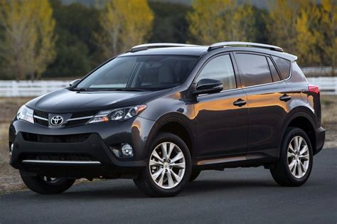 Toyota Rav4 For Sale Used 2014 Toyota Rav4 Suv Pricing For Sale Edmunds