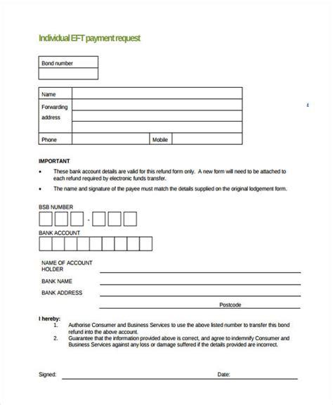payment request form 10 payment request form sle free sle exle