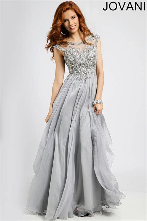 Azzure Dress Silver jovani prom 93548 jovani prom 2017 designer homecoming dresses