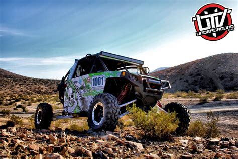 Kaos Bloody Hammers one gear racing feature utvunderground