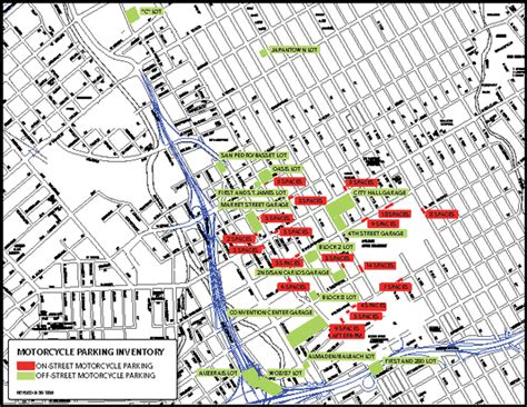 san jose parking map downtown san jose parking