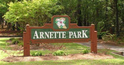 arnette park lights facilities parks and recreation