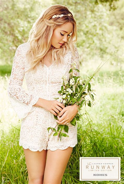 Conrads Look by Channel A Your Inner Woodland In This Delicate Lace