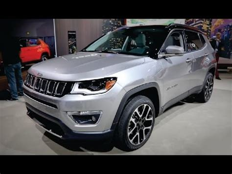 jeep compass trailhawk interior 2017 jeep compass trailhawk walkaround interior 2017