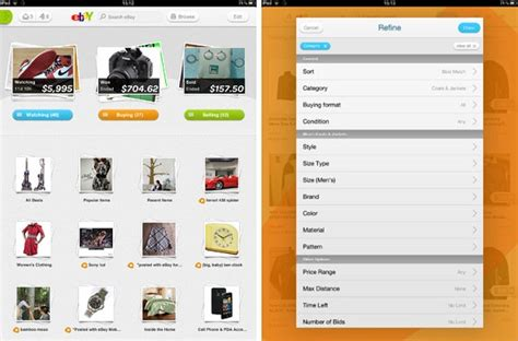 ebay india mobile ebay launches app for indian users