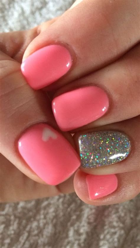 best gel l for nails best 25 pink nail designs ideas on pretty